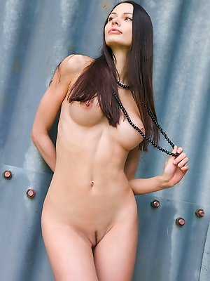 Incredible busty girl